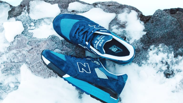 The J.Crew x New Balance National Park Sneakers are Now Available