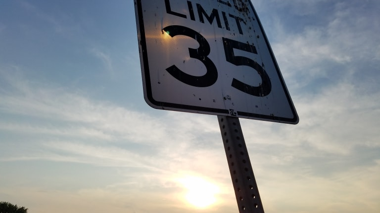 Are Higher Speed Limits Safer?