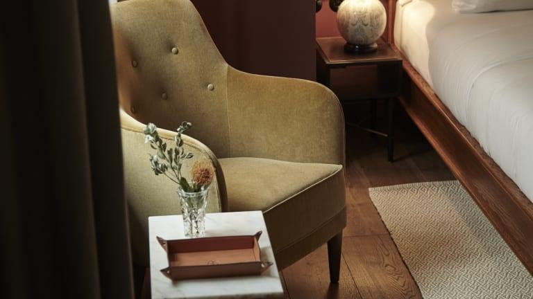 Inside Copenhagen's Spectacularly Designed Hotel Sanders