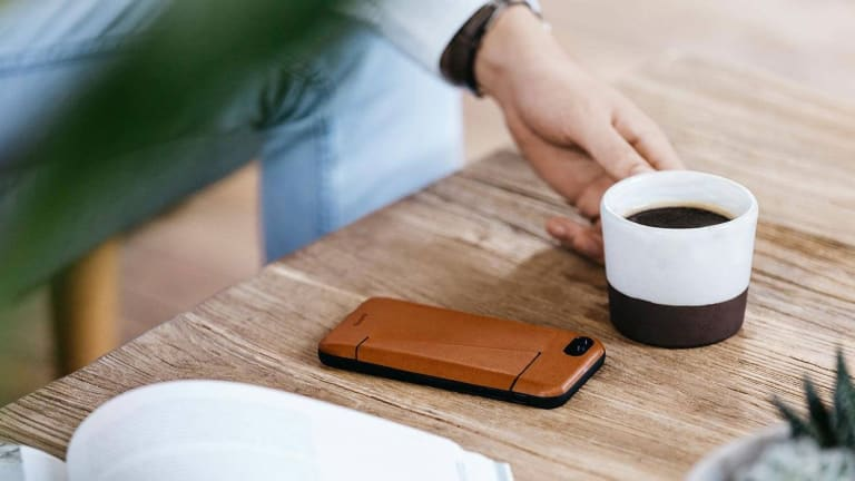 Bellroy's Leather iPhone X Case Hides Undercover Features