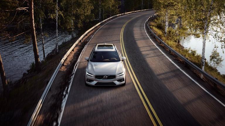 The New Volvo V60 Wagon Is a Swedish Stunner