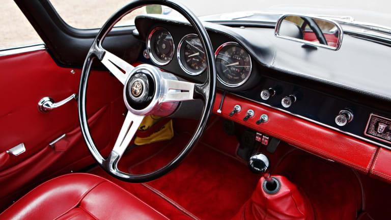 Car Porn: 1964 Alfa Romeo Giulia Sprint Speciale