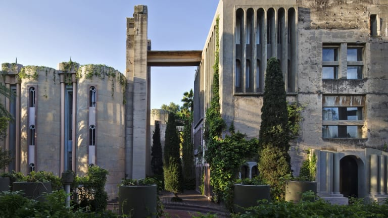 Architect Turns Old Cement Factory Into Stunning Home