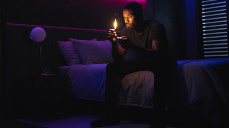 Michael B. Jordan and Michael Shannon Team Up For HBO's 'Fahrenheit 451'