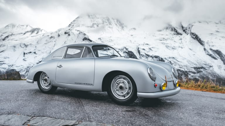 5 of the Lightest Porsche Models Ever Produced