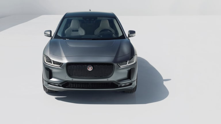This Video Will Make You Want the All-Electric Jaguar I-PACE