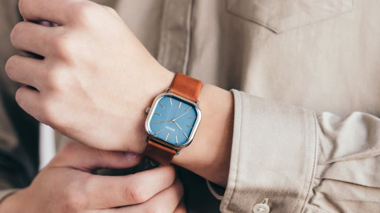 This Abstract-Minimalist Watch Goes For Less Than $100