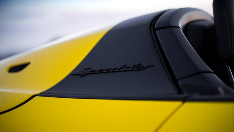 20 More Stunning Images of the New Porsche 911 Speedster