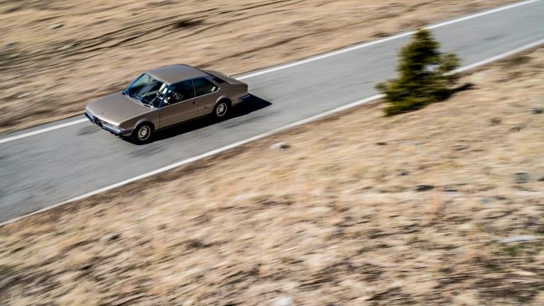 BMW Recreates Long Lost Concept Car