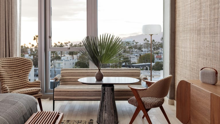 Inside the New Santa Monica Proper Hotel