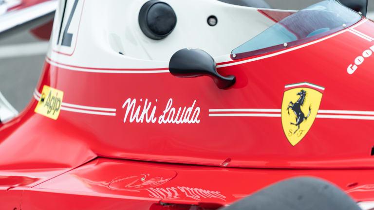 Car Porn: Niki Lauda's 1975 Ferrari 312T