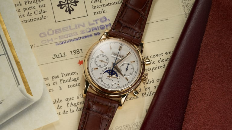 Here's Why These Vintage 'Double Signed' Luxury Watches are Holy Grails
