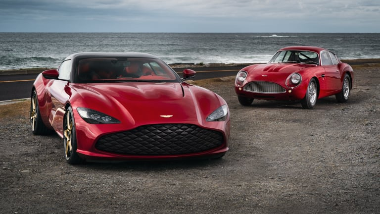 The Sublime Aston Martin DBS GT Zagato Is Here