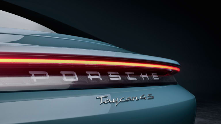Porsche Expands the Taycan Lineup With More Affordable Option