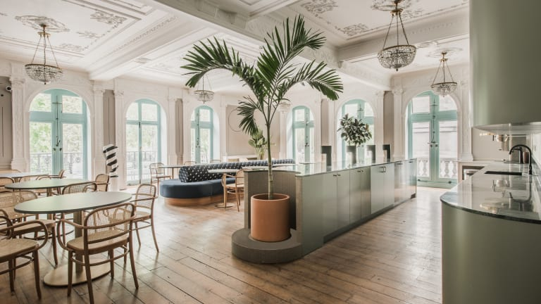 Former MI6 Headquarters Transformed Into Stunning Coworking Space
