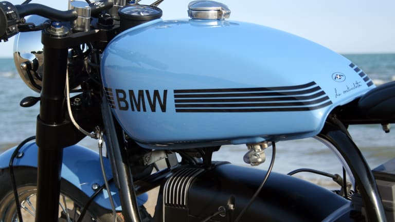 La Motocicletta Unveils Eye-Popping Custom BMW R80ST