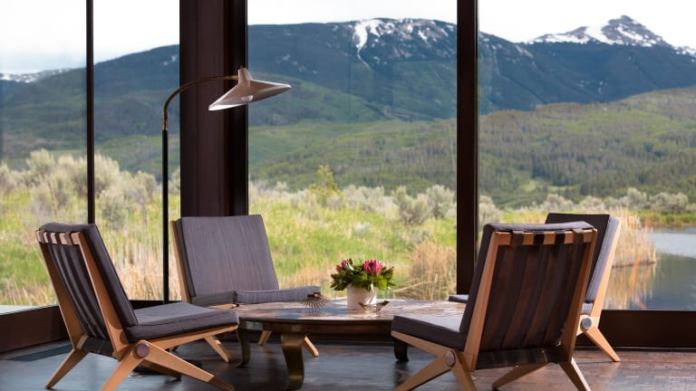 This Modern Colorado Ranch Is a Must See