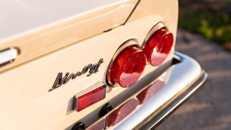 Car Porn: 1973 Ferrari Dino 246 GTS