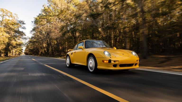 Car Porn: 1997 Porsche 911 Turbo S
