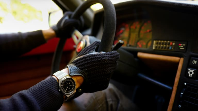 Here's Your Chance to Get $175 Off the Autodromo Group B Watch