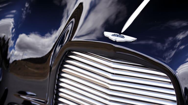 Car Porn: 1954 Aston Martin DB2/4