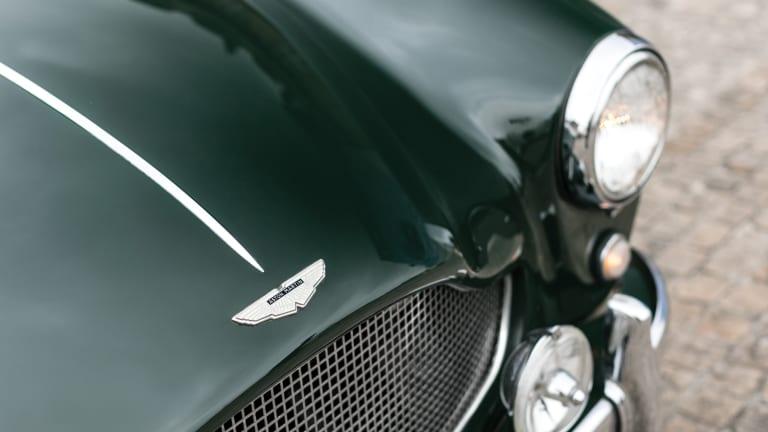 Car Porn: 1957 Aston Martin DB2/4 Mk III Saloon