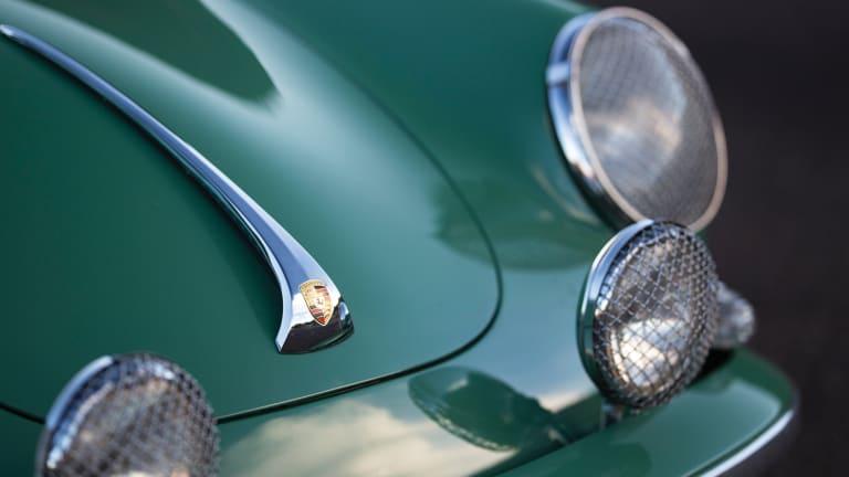 Car Porn: 1964 Porsche 356 SC GT 'Outlaw'