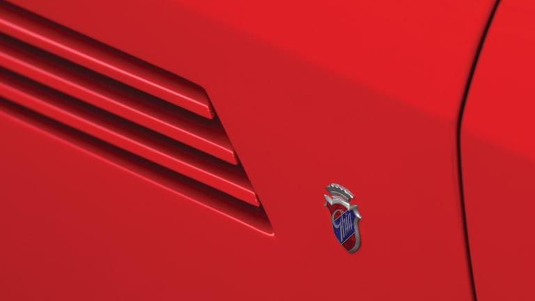 Car Porn: 1972 Maserati Ghibli SS 4.9