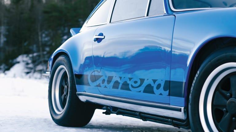 Car Porn: 1973 Porsche 911 Carrera RS