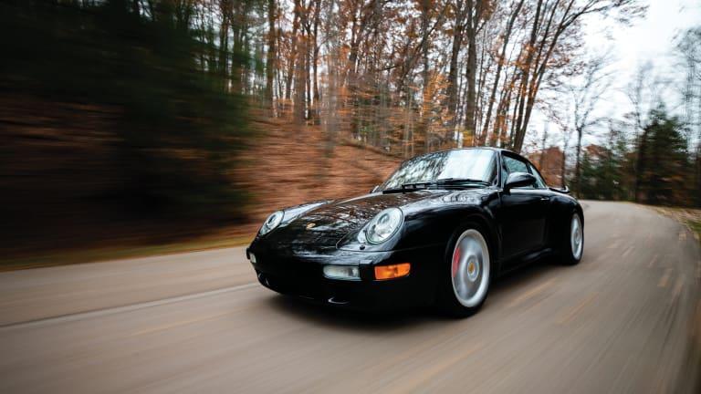 Car Porn: 1996 Porsche 993 Turbo
