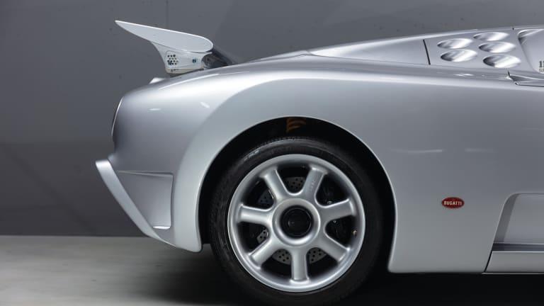 Car Porn: 1994 Bugatti EB110 Super Sport