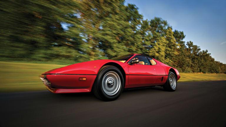 Car Porn: 1983 Ferrari 512 BBi