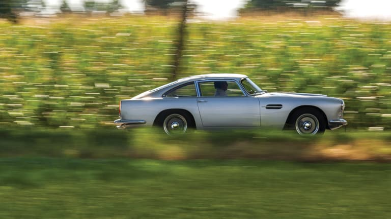 Car Porn: 1960 Aston Martin DB4 Series II