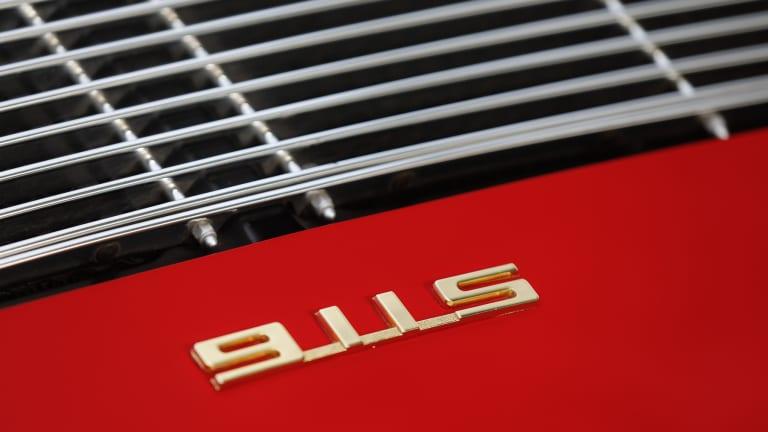 Car Porn: 1967 Porsche 911