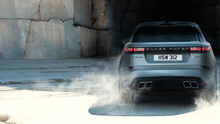 Make Way for the 550 HP Range Rover Velar SVAutobiography Dynamic Edition