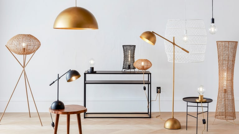 Leanne Ford Launches Super-Cool Lighting Collection With Target