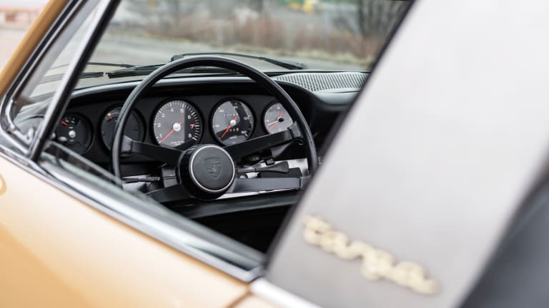 Car Porn: 1968 Porsche 911 Targa