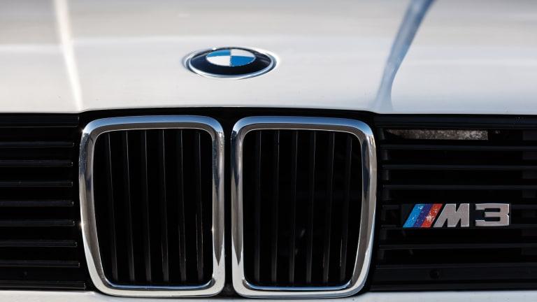 Car Porn: 1988 BMW M3