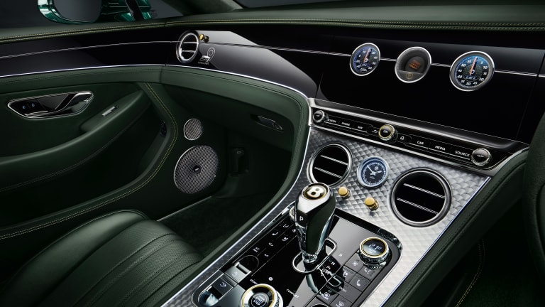 Bentley Celebrates 100th Anniversary With Ltd. Edition Continental GT