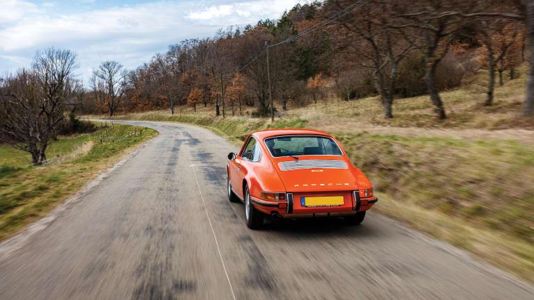 Car Porn: 1969 Porsche 911 S
