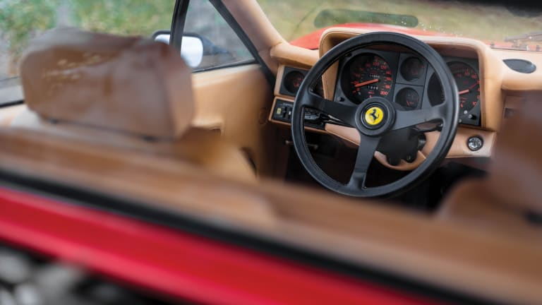 Car Porn: 1984 Ferrari 512 BBi