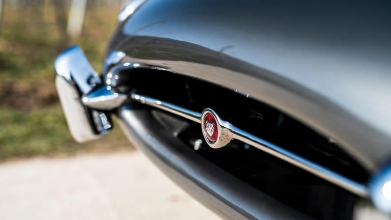Car Porn: 1963 Jaguar E-Type