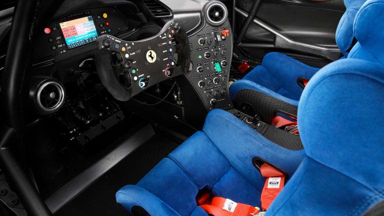 Ferrari Unleashes Stunning P80/C Track Car