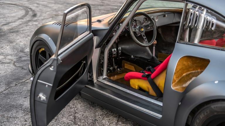 Car Porn: Custom 1960 Porsche 356 RSR Outlaw