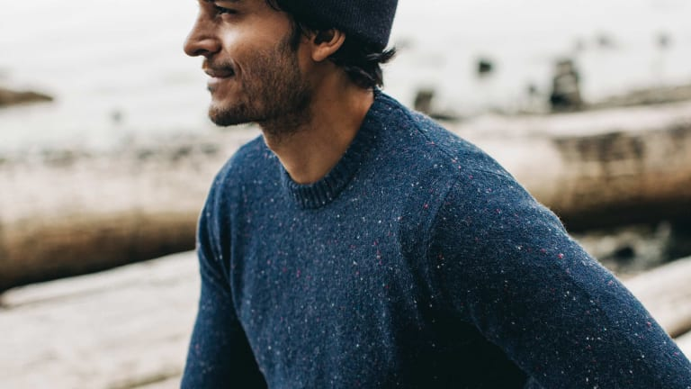 Taylor Stitch's Essential Fall Sweater Is Discounted With Pre-Order