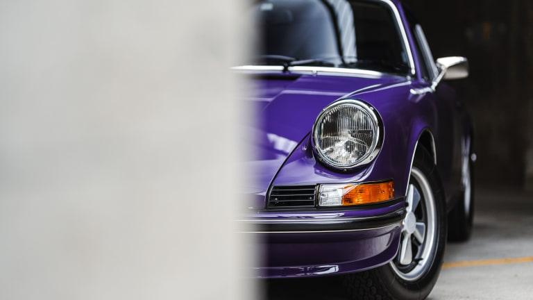 Car Porn: 1973 Porsche 911 S