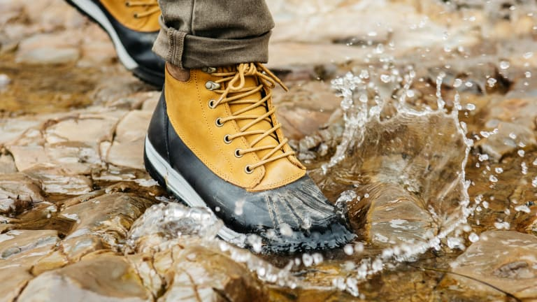 All-Weather Releases the Duckboot of the Season