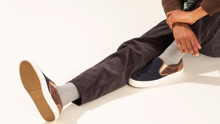 The Corduroy Slip-On to Live In Through Fall and Winter