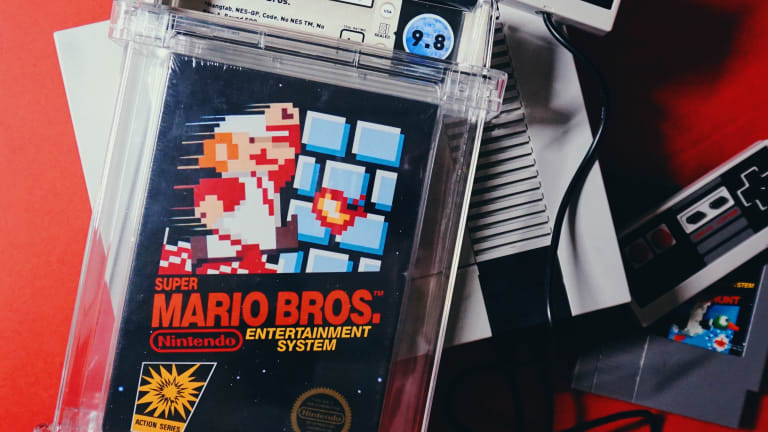 The Beginner's Guide to Investing in Sealed Vintage Video Games
