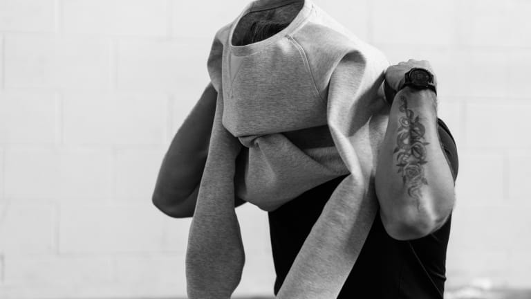 Ten Thousand Drops Über-Cozy Post-Workout Sweats